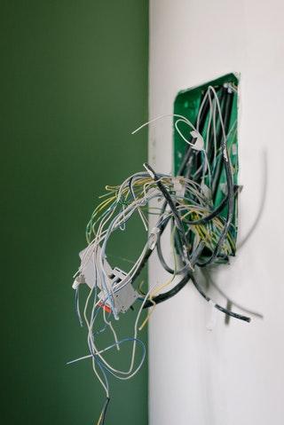 Az elektromos vezetékek jelölése